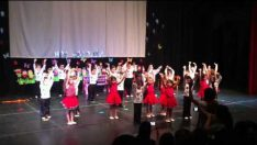 İkizim Anaokulu Modern Dans Gösterisi