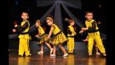 İlke Anaokulu Modern Dans Gösterisi