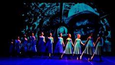 Mavidans Bale Okulu Modern Dans Gösterisi