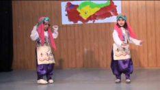 Mustafa Enver Anaokulu Marmara Yöresi Folklor Gösterisi