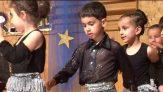 Parlayan Yıldızlar Modern Dans Gösterisi