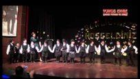 Yunus Emre Anaokulu Karadeniz Halk Oyunları Gösterisi