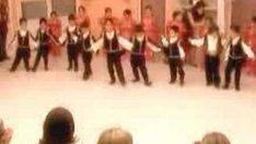 Zübeyde Hanım Anaokulu Halk Oyunları Gösterisi