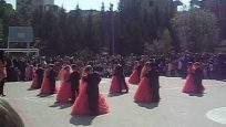 23 Nisan Anaokulu Dans Gösterisi