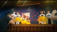 Ada Anaokulu Anneler Günü Özel Dans Gösterisi