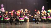 Anasınıfı Modern Dans Gösterisi