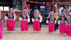 Fırat Özdemir Anaokulu Halk Oyunları Gösterisi