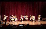Gül Sınıfı Modern Dans Gösterisi