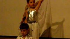 Hüseyin Aslan Anaokulu Mezuniyet Töreni Lirik Dans Gösterisi
