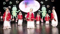 İpekböceği Anaokulu Folklör Gösterisi