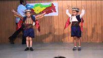 Mustafa Enver Anaokulu Ege Yöresi Folklor Gösterisi