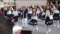 23 Nisan Modern Dans Gösterisi