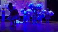 Aka Anaokulu Dans Gösterisi