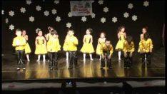 Bilginler Sınıfı Modern Dans Gösterisi