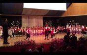 Ege Anaokulu Dans Gösterisi