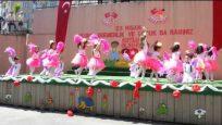 Okulöncesi Dans Gösterisi