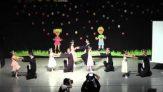 Tarsu Anaokulu Babalar ve Kızları Dans Gösterisi