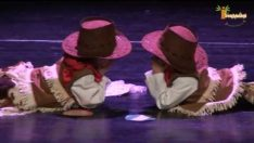 Turkish Kovboylar Dans Gösterisi