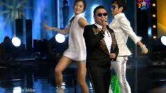 Gangnam Style Yetenek PSY Sizsiniz