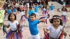 Mete Ersoy Anasınıfı 23 Nisan Gösterisi