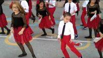 Anaokul 23 Nisan Modern Dans Gösterisi