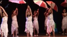 Anaokulu Şemsiye Gösterisi