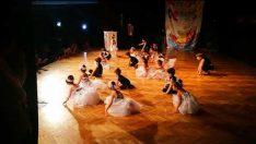 Anaokulu Yılsonu Gösterisi Modern Dans