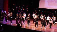 Kavaklı Anaokulu 23 Nisan Grease Modern Dans gösterisi