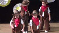 Papatya Anaokulu Kovboy Dansı