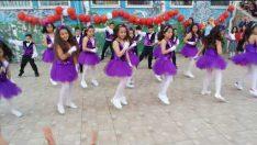 23 Nisan Zumba Gösterisi