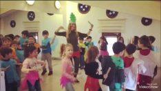Yöresel Afrika Dansı ile Orff Drama