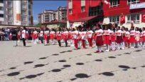 Elbistan Şehit İsrafil Kargı İlkokulu 23 Nisan Gösterisi