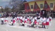 Kadışehri Anaokulu 23 Nisan Gösterisi