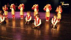 Folklör Gösterisi İpekböceği Anaokulu