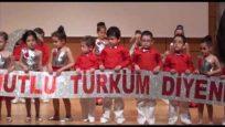 İstanbul Çağdaş Gelişim Anaokulu Bayrak Rondu