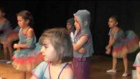 Doçent Adımlar Jazz Gösterisi ( 2017 2018) İpekböceği Anaokulu