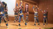 Atakent Doğa Koleji Modern Dans Gösterisi
