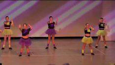 Bestem Bale Kursu Modern Dans Gösterisi