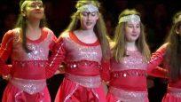 İstek Okulları Modern Dans Gösterisi