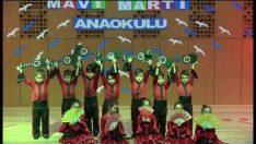 Mavi Martı Anaokulu İspanyol Dansı