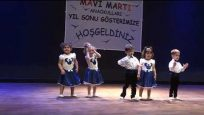 Mavimartı Anaokulu Yıl Sonu Modern Dans Gösterisi