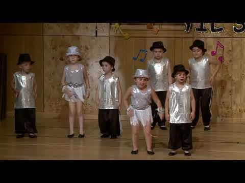 Minik Dahiler Modern Dans