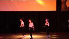 Yıl Sonu Modern Dans Gösterileri