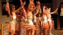 Akhisar Sehit Necdi Şentürk Anaokulu 23 Nisan Şenliği