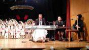 Anaokulu Öğrencileriyle Kutlu Doğum Konseri