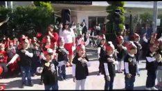 Atatürk Çocukları Anaokulu Gösterisi