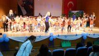 Doğa Anaokulu Dans Gösterisi -1