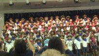 End of School Year Show at Indian Trace
