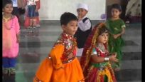 Fashion Show by Nursery kids…