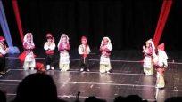 Gülümse Anaokulu Halk Dansları Gösterisi